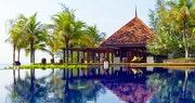 Nelayan Pool at Tanjong Jara Resort