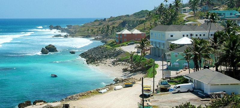 Beautiful surrounds at The Atlantis, Barbados