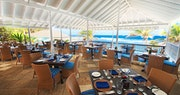 Restaurant at The Atlantis, Barbados