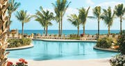Pool at The Breakers, Palm Beach, Florida