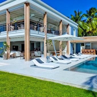 Villa Exterior of The Dream Villa, Barbados