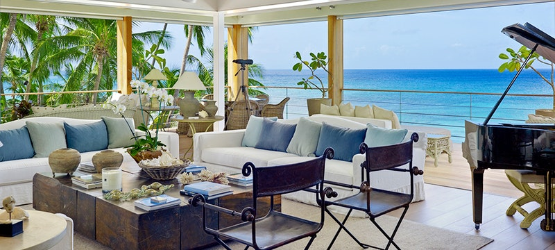 Seating Area at The Dream, Barbados