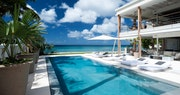 Pool Area at The Dream, Barbados