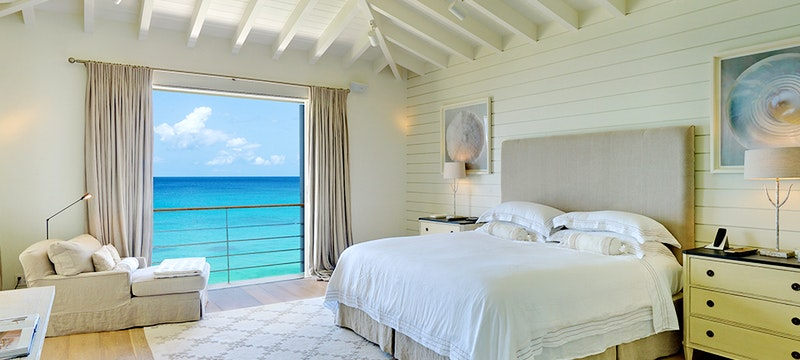 Bedroom at The Dream, Barbados