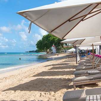 Beach at The House by Elegant Hotels, Barbados