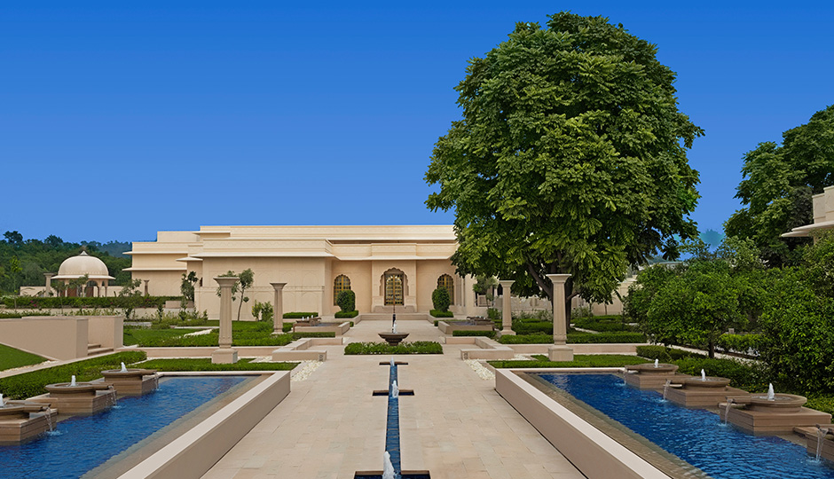 Exterior at The Oberio Sukhvilas, India
