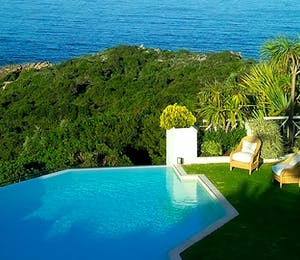 Pool at The PLettenberg