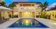Tradewinds Exterior, Sandy Lane Barbados