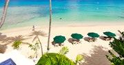 Beach at Treasure Beach, Barbados