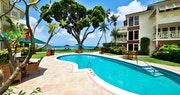 Pool Area at Treasure Beach, Barbados