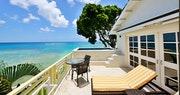 Hummingbird Suite Terrace at Treasure Beach, Barbados