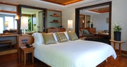 Ocean View Spa Pool Suite Bedroom at Trisara, Phuket