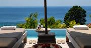 Ocean View Spa Pool View at Trisara, Phuket