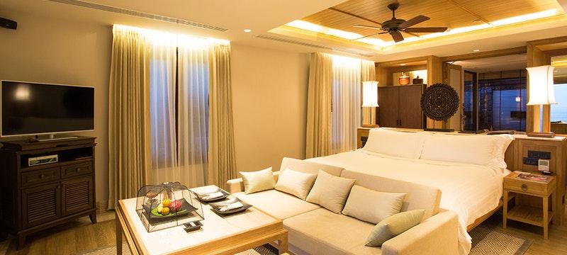 Bedroom at Trisara, Phuket