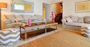 Living Area at Villa Domina, Corfu, Greece
