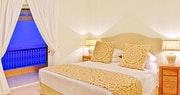 Bedroom at Villa Domina, Corfu, Greece