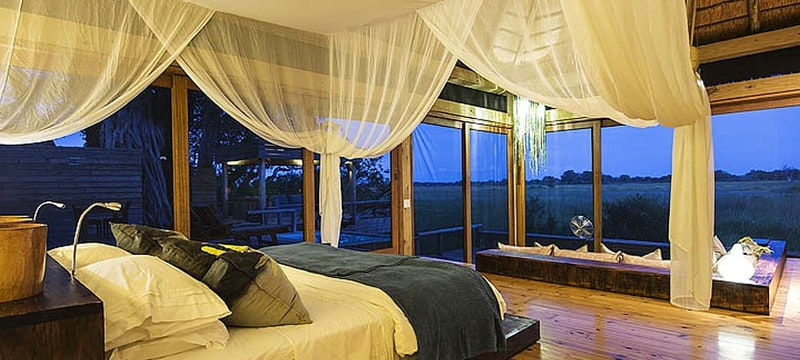 Lagoon View En-suite at Vumbura Plains, Bostwana