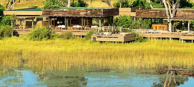 Luxury Lodge at Vumbura Plains, Bostwana