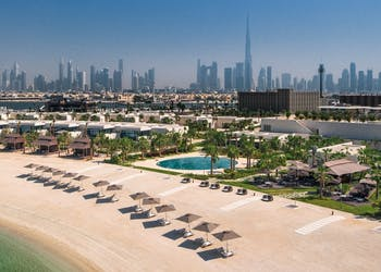 The hottest new arrival in Dubai - Bulgari Resort