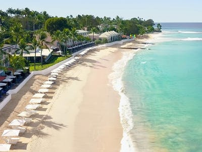 Save up to 40% at The Fairmont Royal Pavilion, Barbados