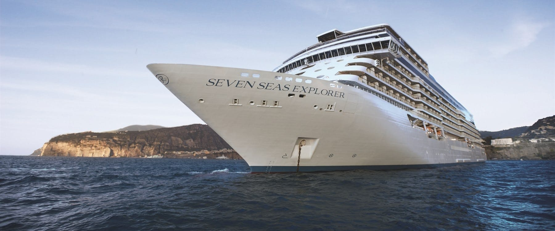 Discover True Luxury with Regent Seven Seas