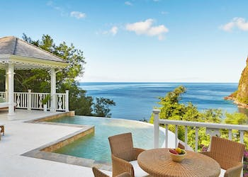 Save up to 25% on Luxury Villas at Sugar Beach, A Viceroy Resort in St Lucia