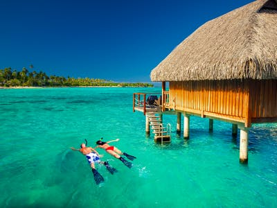 My customers had originally booked to fly to the Maldives