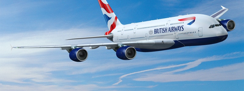 BRITISH AIRWAYS SALE - Save up to 75%!