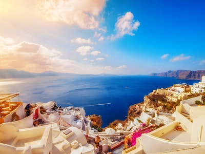 Luxury Greece Getaways