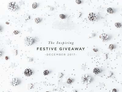 The Inspiring Festive Giveaway 2017