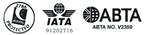 ATOL, ABTA, IATA & AITO Protected