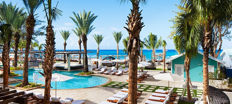 Pool Area at Westin Grand Cayman, Cayman Islands