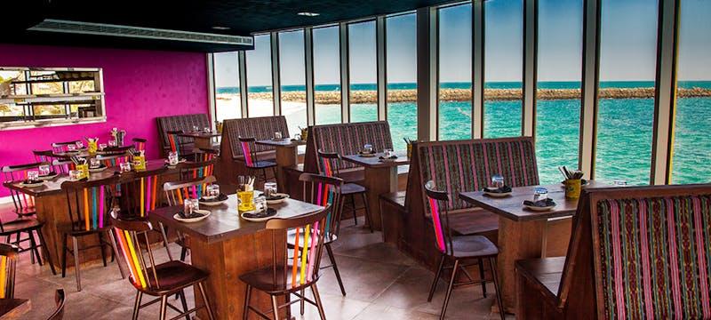 Dusk Restaurant at Zaya Nurai Island