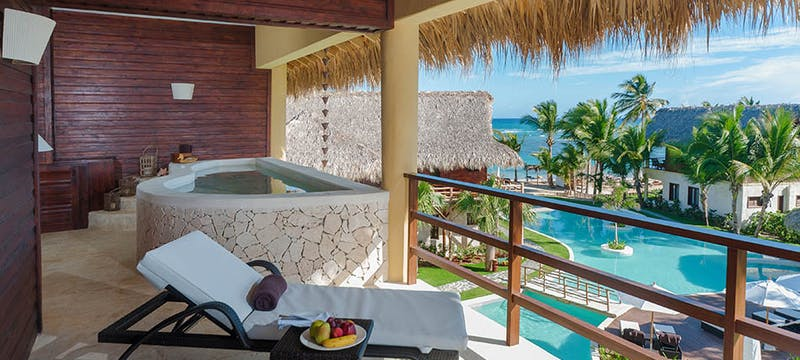 Penthouse Suite Ocean View at Zoetry Agua Punta Cana, Dominican Republic