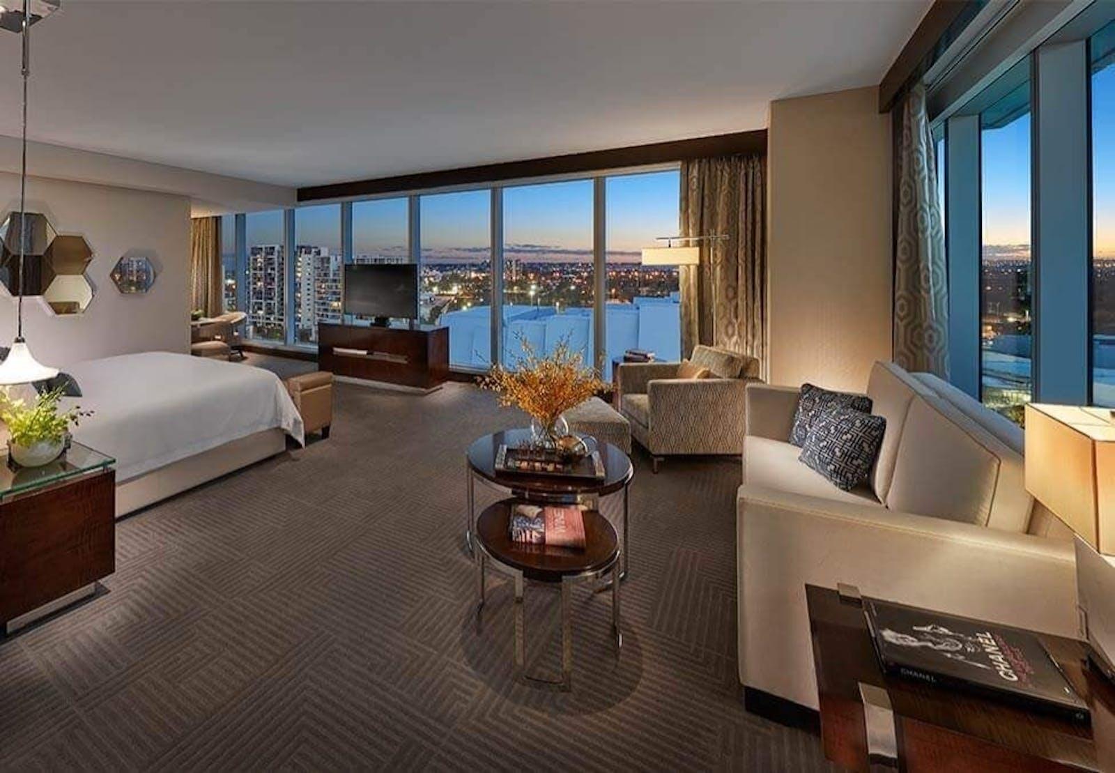 Crown Casino Rooms Perth