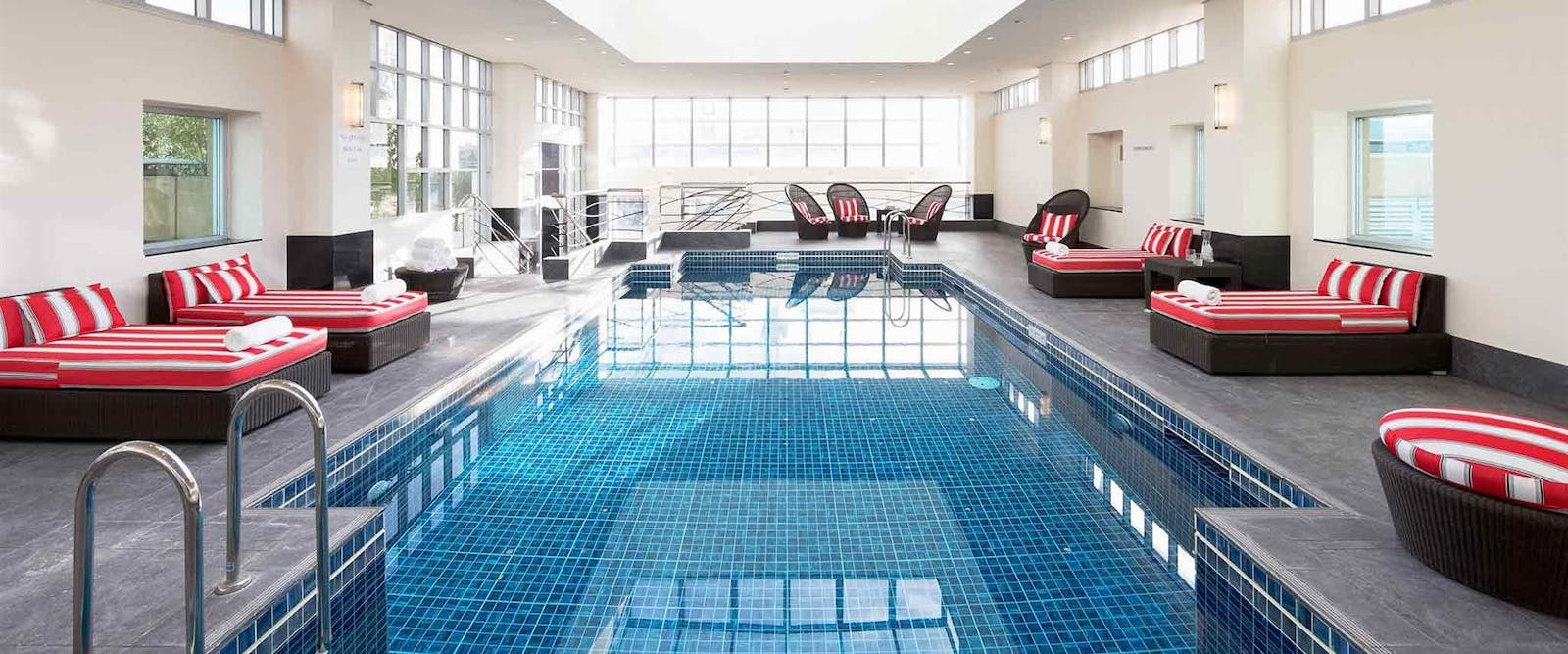 Swimming pool, The Como Melbourne, MGallery by Sofitel