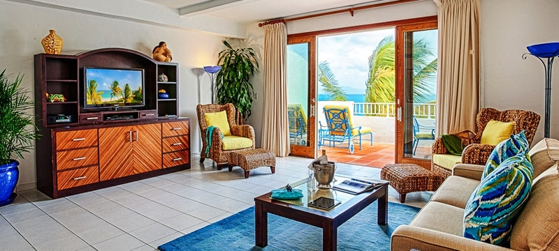Two bedroom suite at CuisinArt, Anguilla