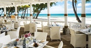 Indulge in the best of the fisherman's' catch in Schooners restaurant at Sandals, Barbados