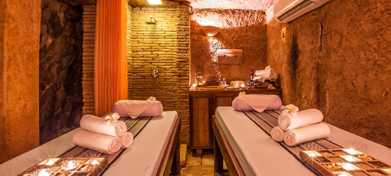 Spa treatment at Hotel By The Red Canal