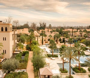 Resort overview at Four Seasons Marrakech
