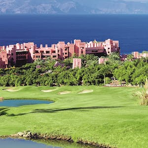 Panoramic view of The Ritz-Carlton Abama, Tenerife
