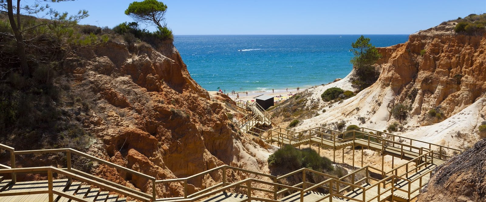 The Beach at Epic Sana, Algarve, Portugal