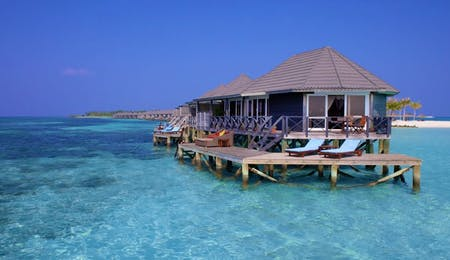 Honeymoon Suite at Kuredu Island Resort, Maldives