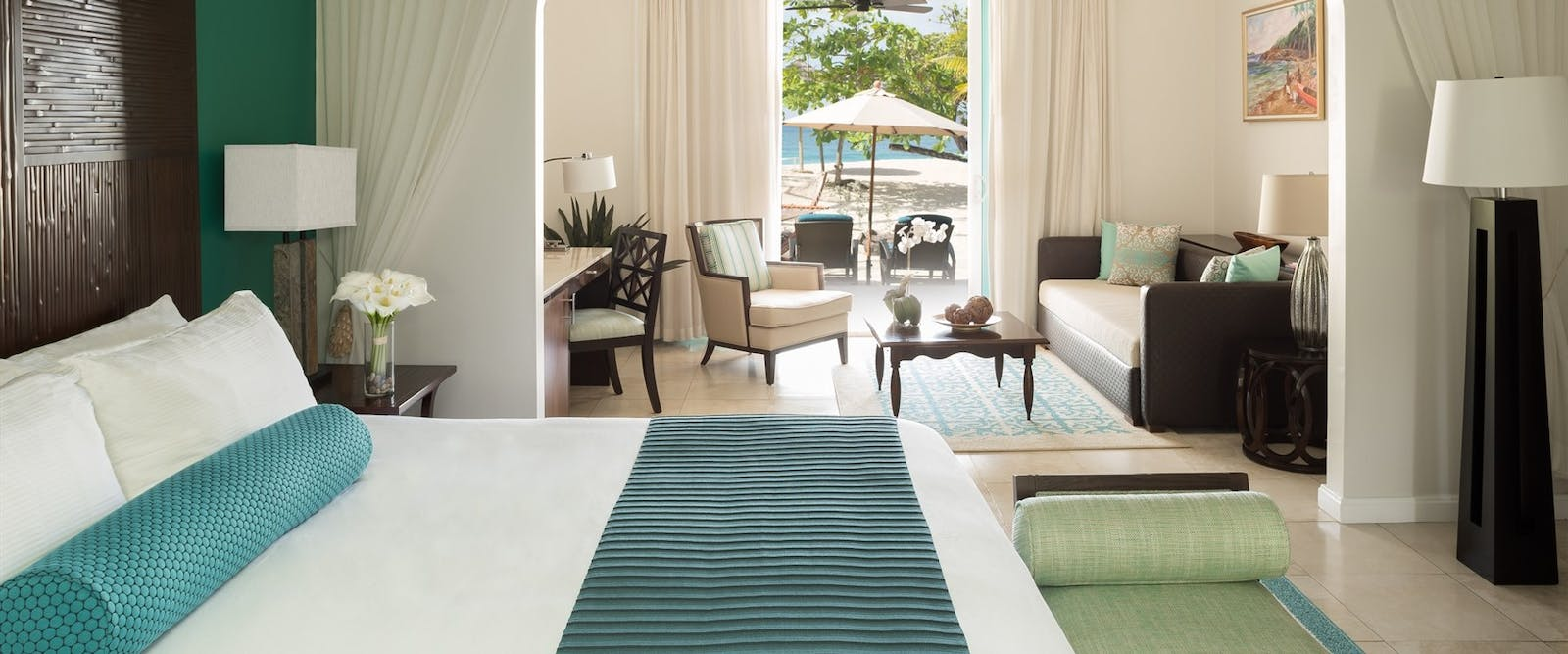 Accommodation at Spice Island Beach Resort, Grenada