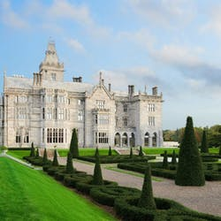 Exterior of Adare Manor, Ireland