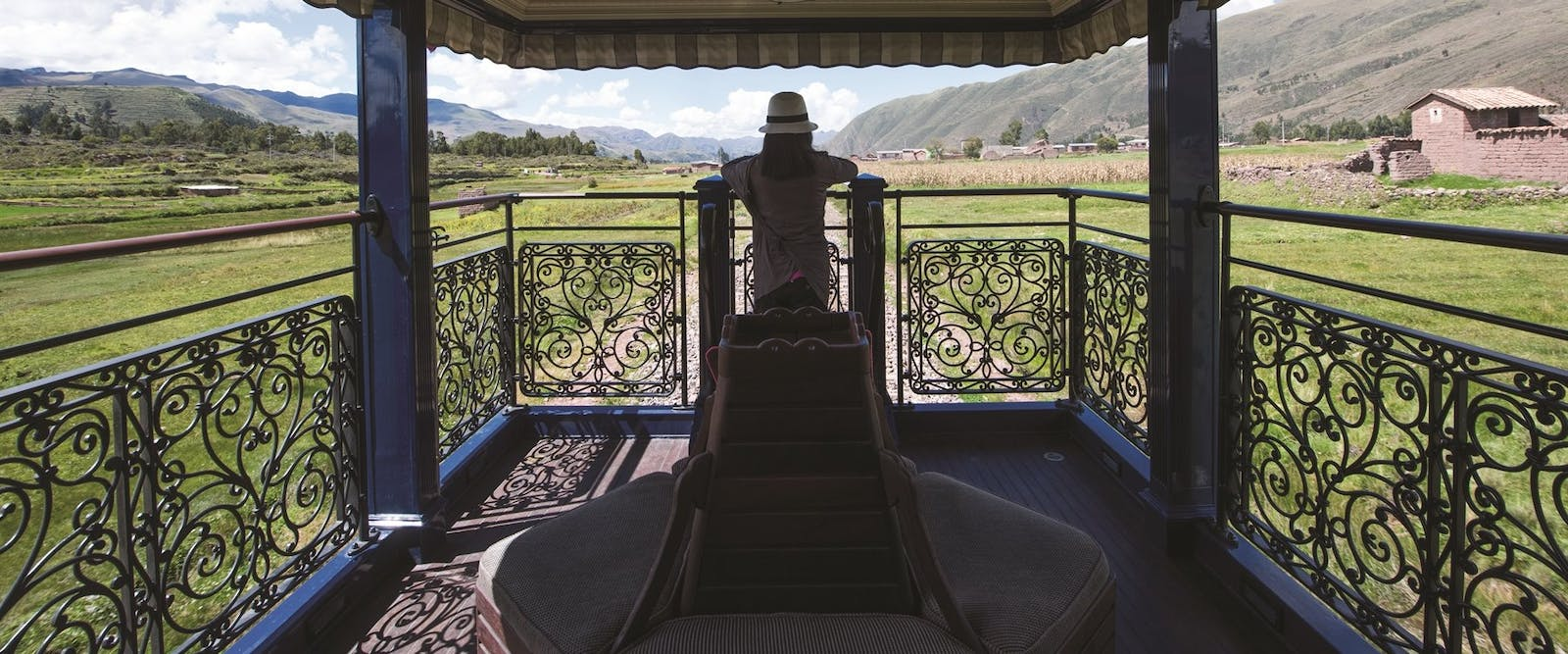 beatitude views, Andean Explorer, A Belmond Train, Peru