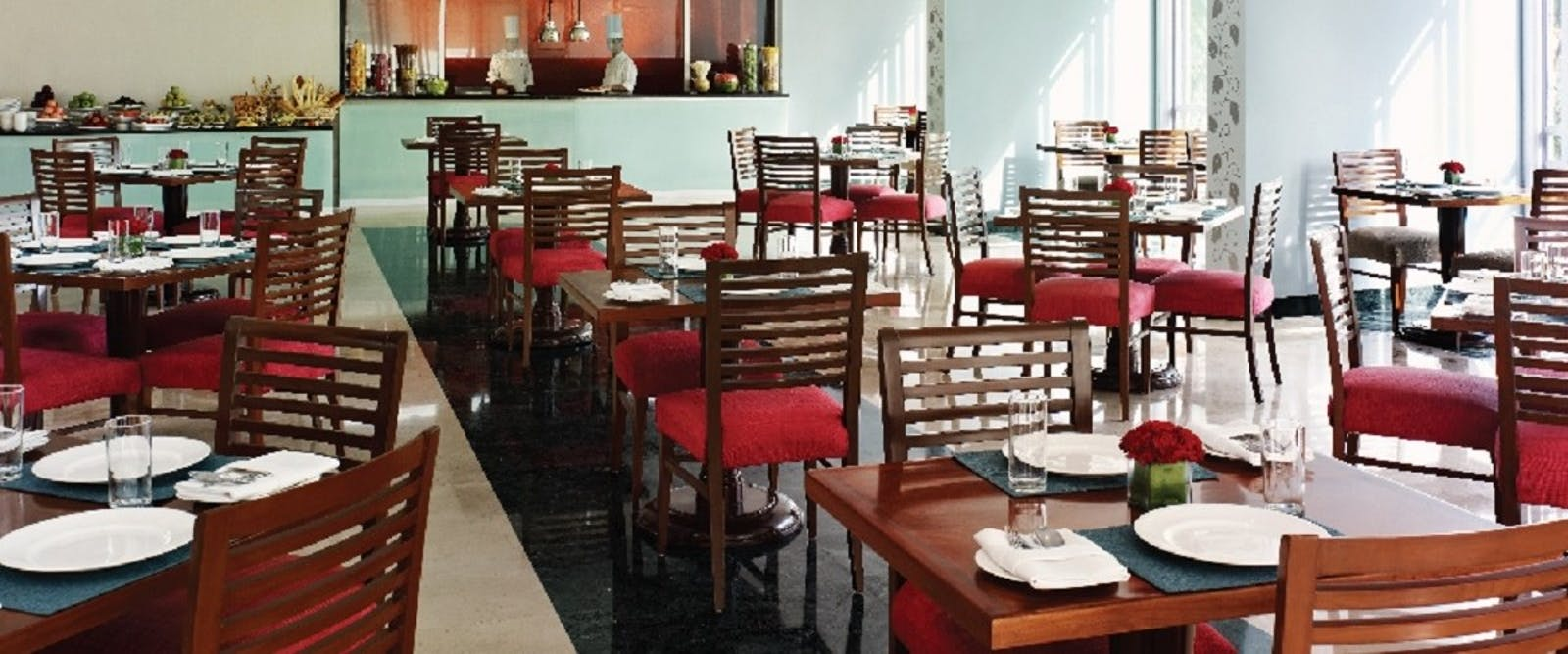 Restaurant at The Gateway Hotel Fatehabad Road Agra