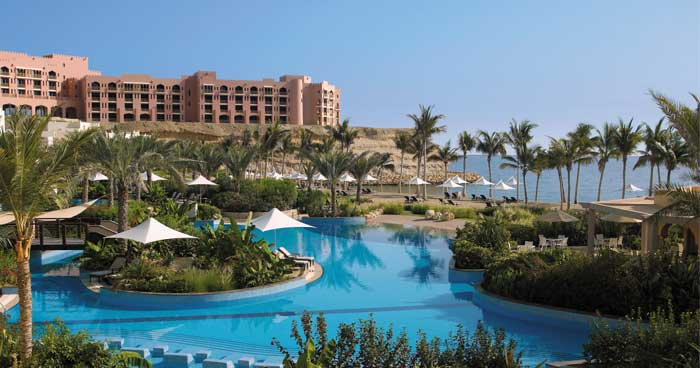 Pool Resort at Shangri-La's Barr Al Jissah Resort & Spa, Al Bandar