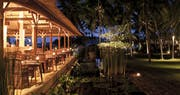 Sea Salt Restaurant at  at Alila Manggis, Bali