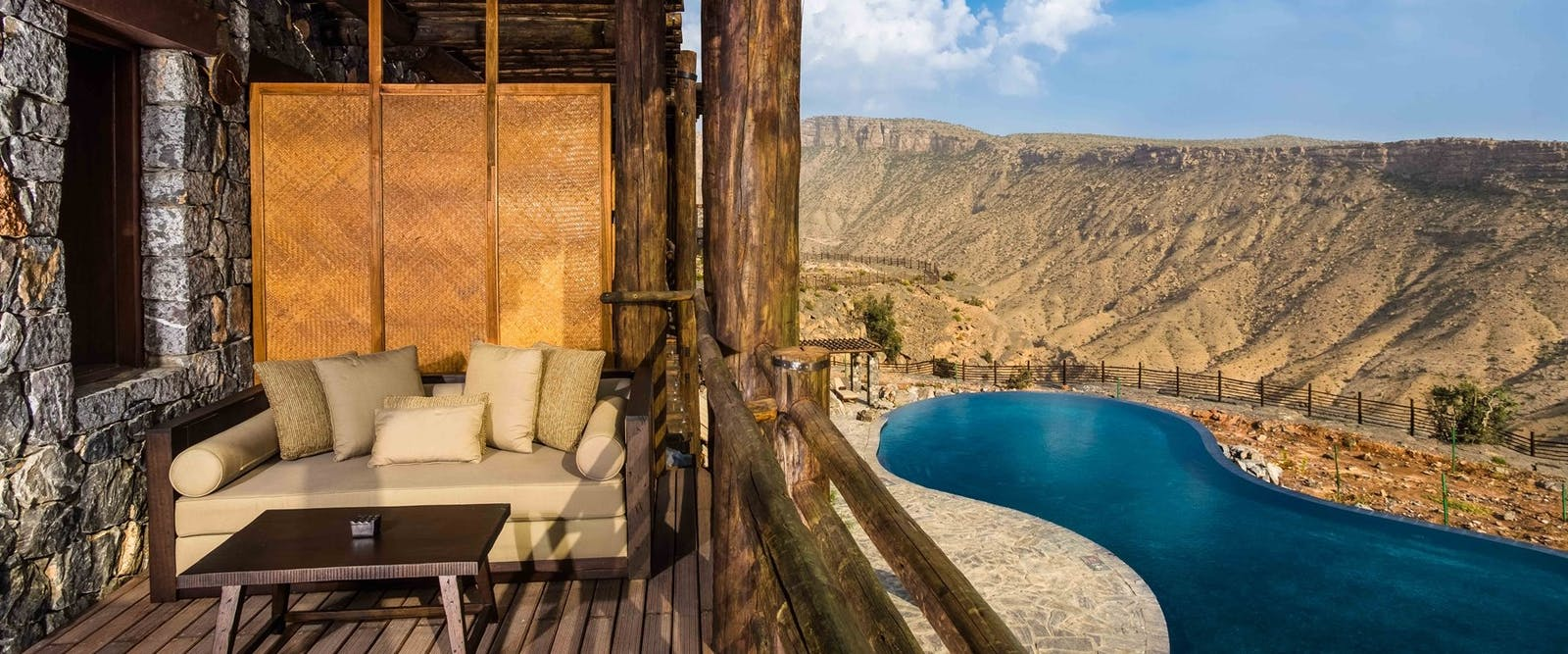 Suite Mountain View at Alila Jabal Akhdar